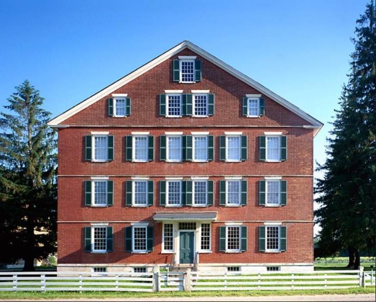 The Shakers: Early American Minimalism ~ Design First Berkshires