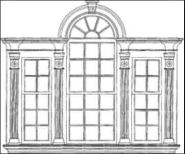If you live in the metropolitan New York area or New England you are certainly familiar with the Palladian window. Named after Andrea Palladio ...  sc 1 st  Design First Berkshires & Celebrating the Palladian Window ~ Design First Berkshires