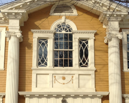 Celebrating The Palladian Window Design First Berkshires