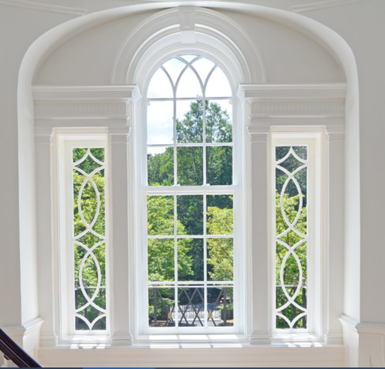 Muntin Play Muntin Play 2 Pretty & Celebrating the Palladian Window ~ Design First Berkshires